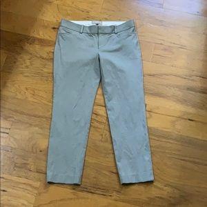 Banana Republic Sloan Cropped Pants